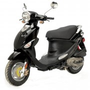 Buddy 125cc - Black