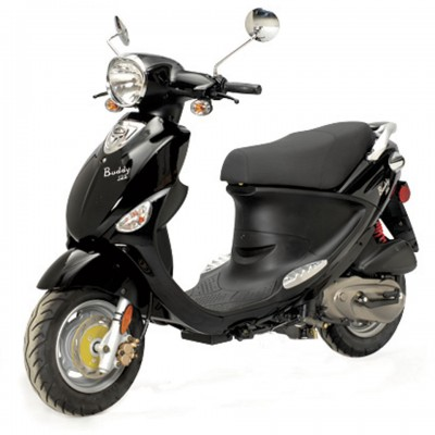 Buddy 125cc - Black